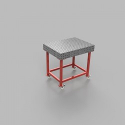 Weld table 1000x750
