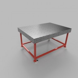 Weld table 1750x1250