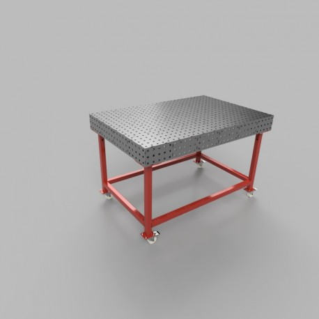 Weld table 1500x1000