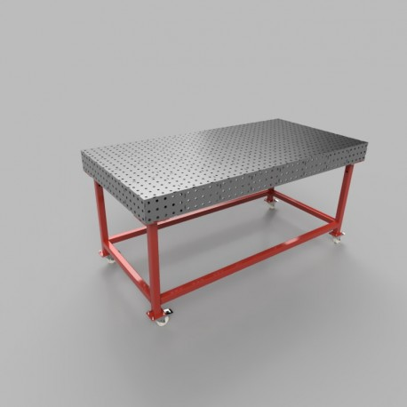 Weld table 2000x1000