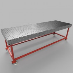 Weld table 3000x1000