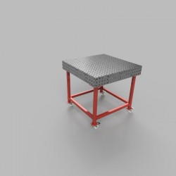 Weld table 1000x1000